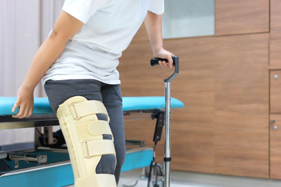 Ortopedske poškodbe noga
